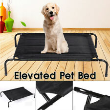 New listing Elevated Pet Bed Cat Dog Lounger Raised Hammock Home Garden Outdoor Hammock Us