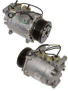 New AC A/C Compressor Fits: 2002 2003 2004 2005 2006 Acura RSX L4 2.0L DOHC AC