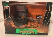 Lemax Spooky Town Halloween Figure The Pumpkin Patch Rare Retired, nib, # 04521