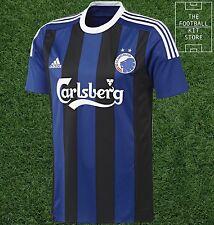 FC Copenhagen Away Shirt -  Official adidas Rare Football Shirt -Mens- All Sizes