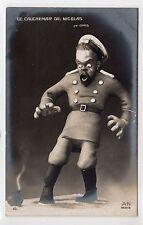 """LE CAUCHEMAR DE NICOLAS"": Comic political postcard (C13757)"