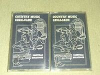Country Music Cavalcade  Nashville Scrapbook, Country Music  cassette tape 1 & 2
