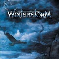 WINTERSTORM - A COMING STORM  CD NEW!