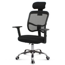 Office Chair Massage Executive Computer Swivel Reclining High Back FX Leather