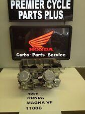 1985 HONDA MAGNA VF 1100C REMANUFACTURED KEIHIN CARBS CARBURETORS READY TO RUN
