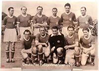 VfR Mannheim + Deutscher Fußball Meister 1949 + Fan Big Card Edition F38 +