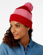 Kate Spade New York Colorblocked Beanie Color Red One Size