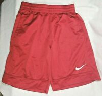 Youth Nike Red Athletic/Basketball Shorts Size M
