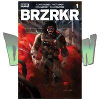 BRZRKR (BERZERKER) #1 COVER A GRAMPA BOOM! 03/03/21 KEANU REEVES HOT