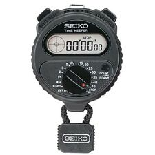 SEIKO TIMEKEEPER SSBJ018 Stop Watch For Sports S321 Free Shipping