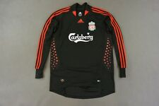 The Reds 2008-09 adidas Liverpool FC GK Goal Keepers Shirt SIZE S (adults)