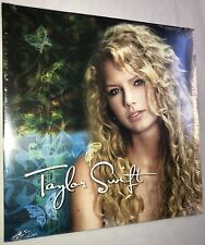 NEW Taylor Swift 1st Self Titled 2x LP Big Machine Records 2016 BMRTS0150A 2006