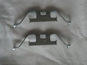 ATE Haltefedern Bremsbeläge hinten-BMW X3(E83)-X5(E53)-Z4(E85)-7er(E38)-5er(E39)