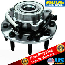 Moog New Front Wheel Hub Bearing For Silverado/Sierra 1500 2500HD 4x4 4WD W/ABS