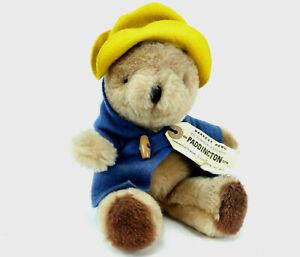 "Paddington Bear Bean Bottom Vintage 70s 10"""