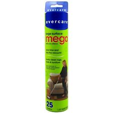 "Evercare Mega Cleaning Roller Refill 10"" Sheets 25 ea"