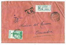 Olimpiade - lire 200  isolato - Atto Giudiziari - per Amantea  - 29 - 12  1960