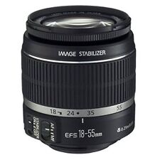 Near Mint! Canon EF-S 18-55mm f/3.5-5.6 IS - 1 year warranty