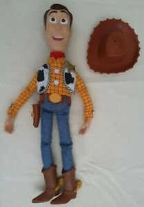Thinkway Toy Story Woody Working Pull String***FREE SHIPPING***