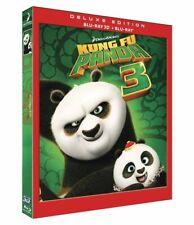 KUNG FU PANDA 3 (BLU-RAY 3D + BLU-RAY) Animazione Digitale DreamWorks