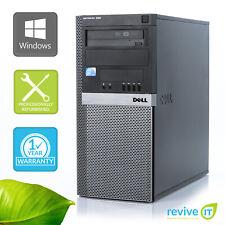Custom Build Dell Optiplex 980 MT  i7-860 2.80GHz Desktop Computer PC