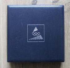 50 Gramm Silberbarren 999 Silber Olympiade 1992 Degussa im Etui