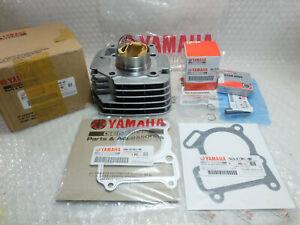 NEW Genuine Yamaha TTR110 TTR 110 Complete Cylinder Barrel Piston Kit and Gasket