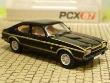 1/87 PCX Ford Capri MK II schwarz/Dekor 870070