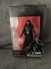Star Wars Black Series Kylo Ren 3.75?Walmart Exclusive Hasbro