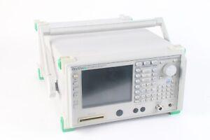 Anritsu 2683A Spectrum Analyzer 9 kHz to 7.8 GHz W/ Option 03