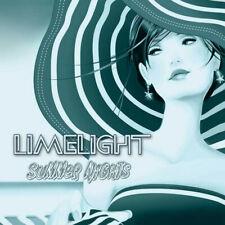 Limelight - Summer Nights 2021 ALBUM CD Italo-Disco