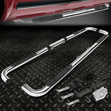 "FOR 99-11 CHEVY/RAM/GMC EXT/CREW CAB CHROME 3""SIDE STEP NERF BAR RUNNING BOARD"