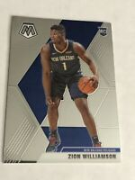 ZION WILLIAMSON ROOKIE 2019-20 PANINI PRIZM MOSAIC  - NEW ORLEANS PELICANS
