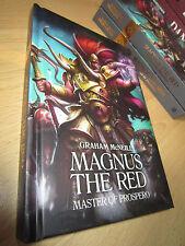 Graham McNeill MAGNUS THE RED MASTER OF PROSPERO 1st/HB Warhammer40K Primarchs 3