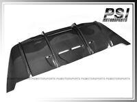 PM Style Carbon Fiber Rear Diffuser for 15-19 Mercedes C205 C63 C63S AMG Coupe