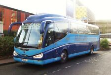 Alex Cars,Cirencester YN05GYY Scania K114Irizar PB 6x4 Quality Bus & Coach Photo