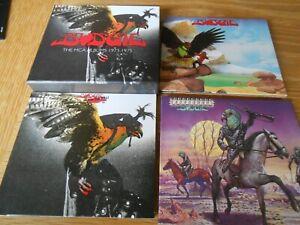 "Budgie - ""The MCA Albums 1973-1975"" UNIVERSAL 3 x CD Albums Box Set"