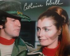 Catherine Schell signed Space 1999 photo (AFTAL Approved Dealer)