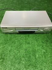 Panasonic Pv-V4612S Vhs Vcr Recorder Tested/Works