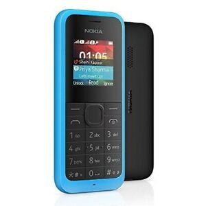 Nokia 105 2015 Mobile Phone Random Color