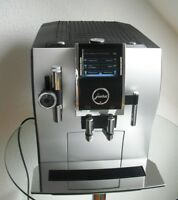 Jura Z9 Alu TFT Display One Touch Top-Zustand, generalüberholt 💫 25 Mon. Gewäh