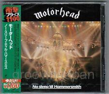 Sealed! MOTORHEAD No Sleep 'til Hammers JAPAN CD UICY-75513 2013 limited w/OBI