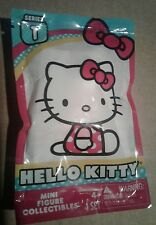 HELLO KITTY Collectible Mini Figures Series 1. 1 lot of 5 Sealed. Collect all 12