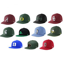 NCAA Mens Players True Snapback Adjustable Hat