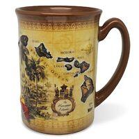 Island Heritage Hawaii Islands Coffee Mug Cup 14oz Durable Porcelain NEW in Box