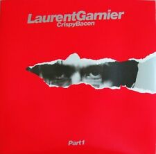 Laurent Garnier - Crispy Bacon Orig + DJ Hell Mix STILL SEALED - NOCH VERSIEGELT