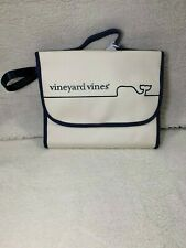 Vineyard Vines for Target Baby Changing Pad (Cream/Navy) Nwt
