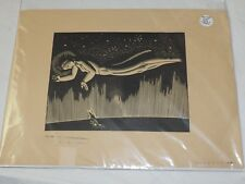 """Beautiful 1934 Woodcut  signed and dated lower left 9"""" x 12"""""""