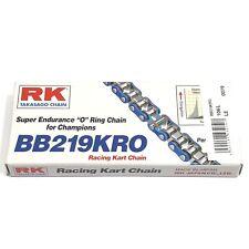 Rk Bb219Kro #219 106L Blue O-Ring High Performance Go Kart Racing Chain
