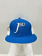 Jackson State College Baseball Hat Cap NWT Headgear 100%Wool SZ 7 3/4 Fitted NEW